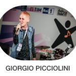 Giorgio Picciolini FINALISTA AREA SANREMO 2018